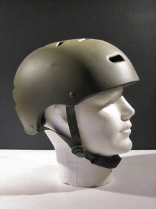 Evolution half-cut style helmet from TSG.