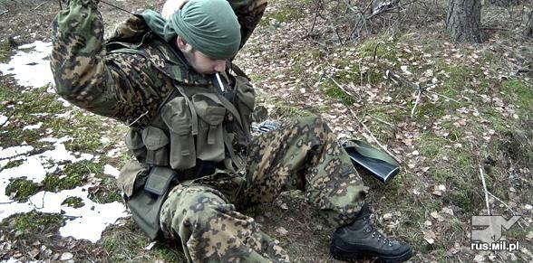 Les tenues de camouflage (motifs, trames ....) Partizan_2
