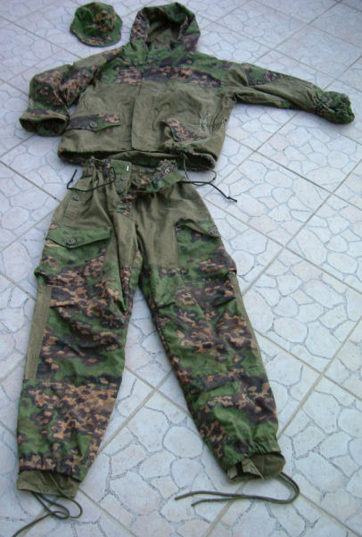 Les tenues de camouflage (motifs, trames ....) Partizan_gorka_e