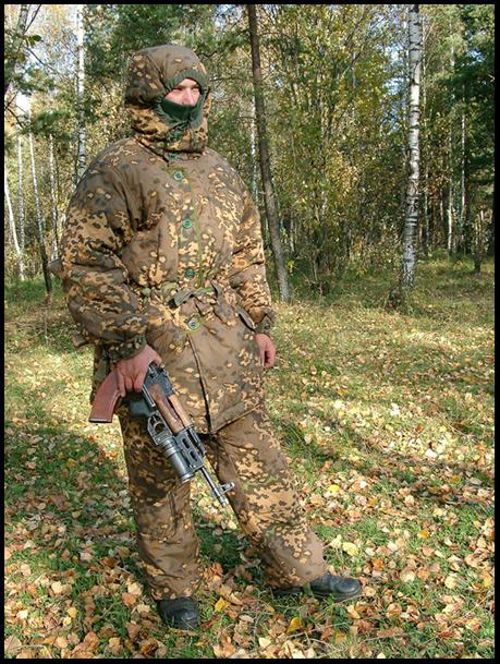 Les tenues de camouflage (motifs, trames ....) Rasweshik_2