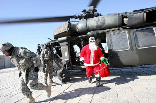 IRAQ-US-RELIGION-CHRISTMAS