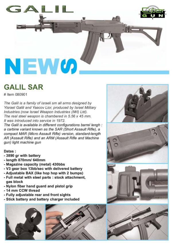 cybergun-galil-sar
