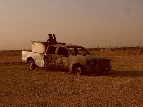 armour_group_gun_truck_destroyed_by_ied