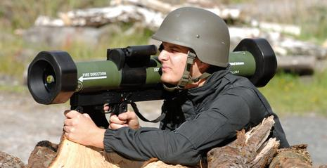 12031b07d2ef RGW 90-AS – Claim the Urban Advantage (Photo  Dynamit Nobel Defence).  German weapons manufacturer ...