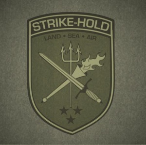 STRIKE-HOLD