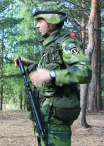 swedish-infantryman