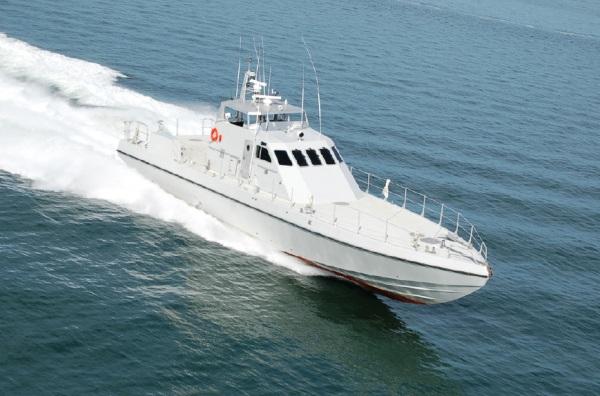 Mark V Patrol Boat