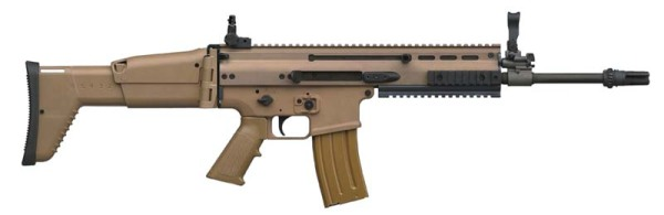SCAR Mk16