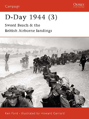 D-Day 3 British Airborne Landings