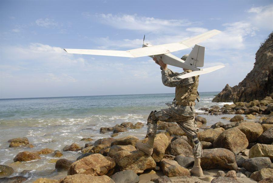 puma UAV
