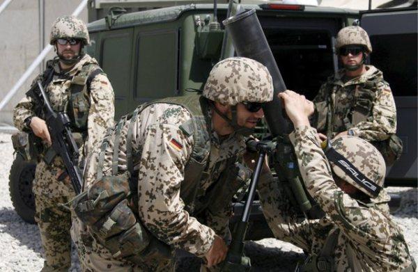 AFGHANISTAN DEFENCE QRF