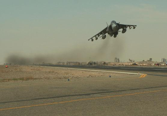 Joint Force Harrier in Afghanistan