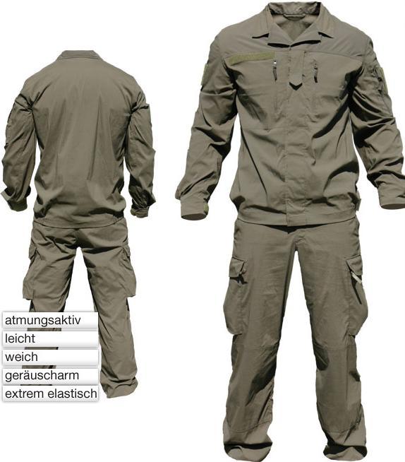KA03 X-Light Anzug