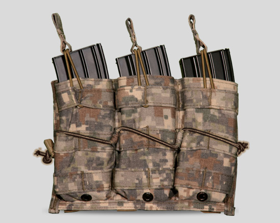 Shingle Pouch - triple mag