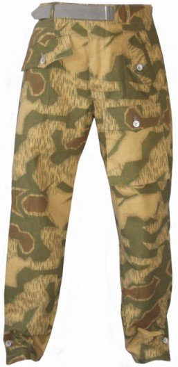 Reproduction M43 Sumpfmuster Panzerhose