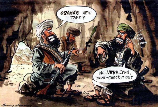 Vera Lynn Bin Laden
