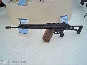 MKE T-50 left