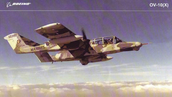 OV-10X Super Bronco