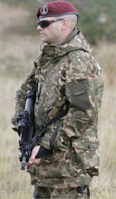 Kalitesi Warrior uniform her