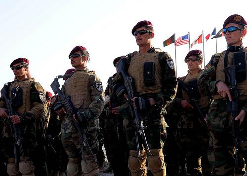 Afghan Commando Force