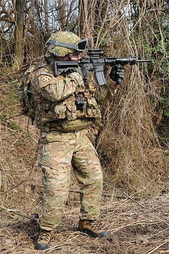 Semi Arid Multi Terrain Camouflage For 21st Century